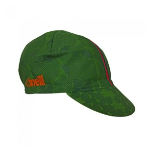 _Cinelli Hobo green cap